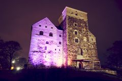 The SHIFT location - the medieval castle of Turku