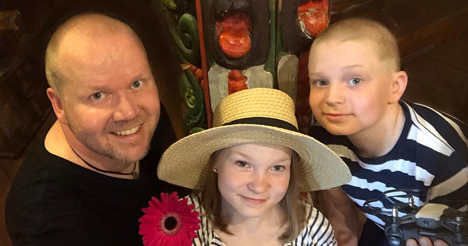Aki, Anni ja Joona Pulkkanen, Museokortin seikkailijat