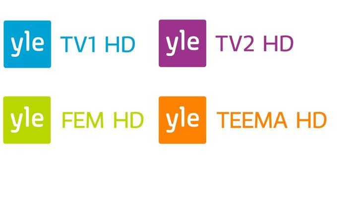 Ylen HD-muotoiset kanavat aloittavat Digitan antenni-tv-verkossa 1.4.2020.