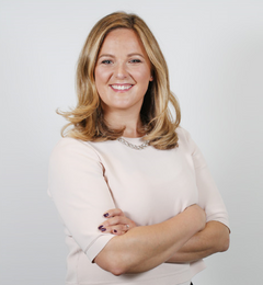 Malin Berge, Vice President Strategic Growth Mastercard
