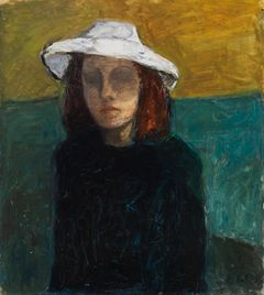 Elga Sesemann: Self-Portrait (1946). Finnish National Gallery/Ateneum Art Museum. Photo: Finnish National Gallery/Yehia Eweis.