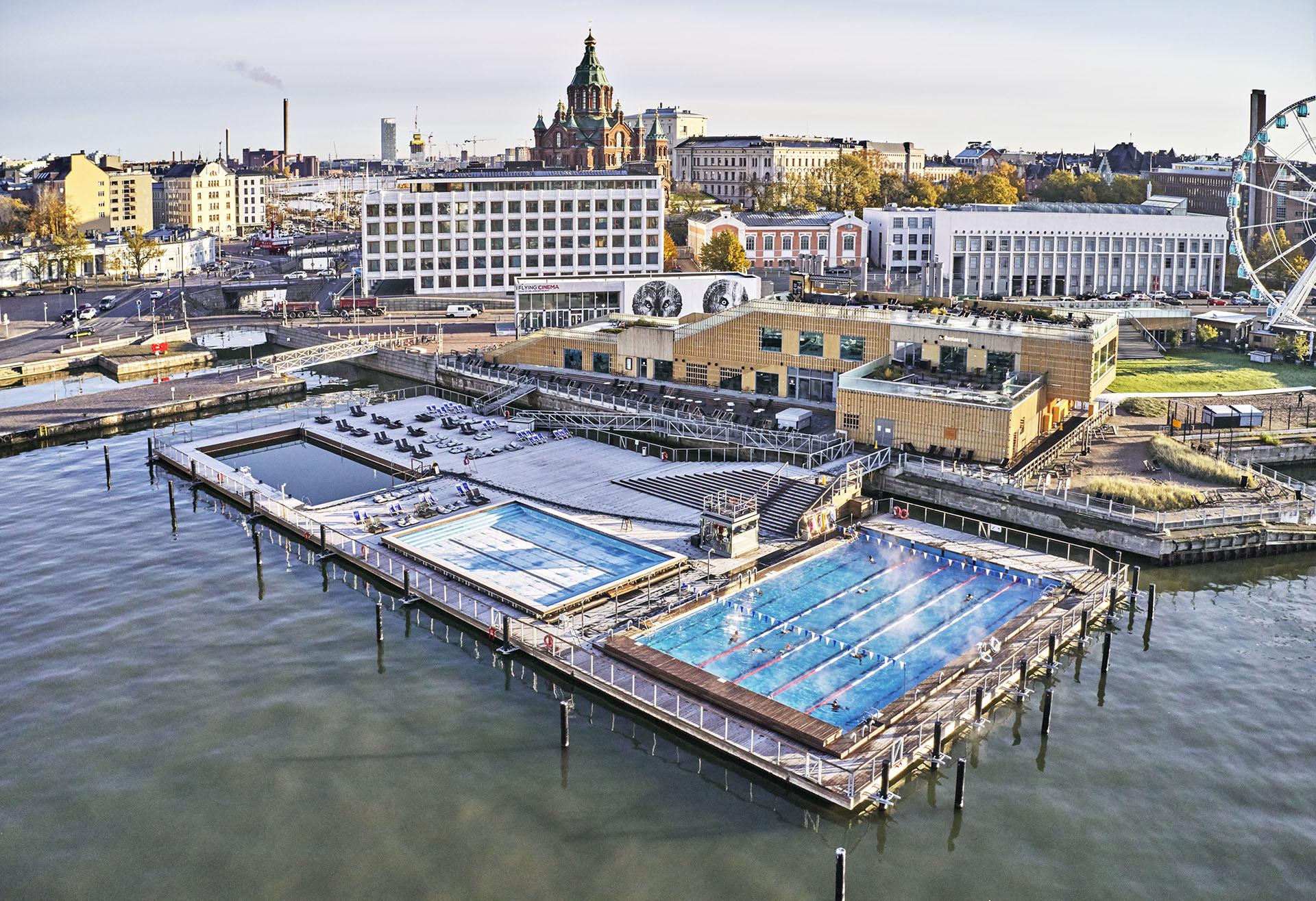 NoHo Partners Allas Sea Poolin ravintoloitsijaksi
