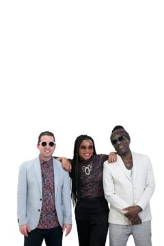 Richard Bona & Alfredo Rodriguez Featuring The Pocket Queen. Kuva: Adam Hart