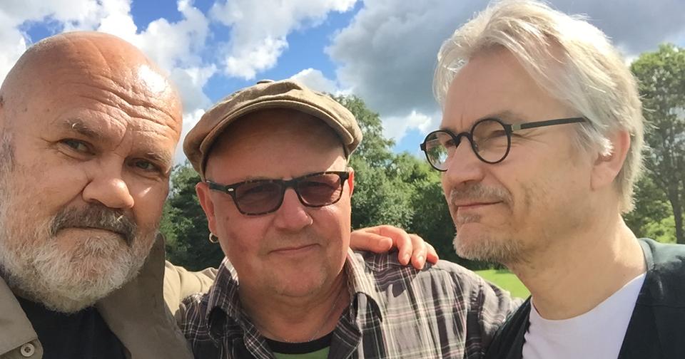 Pauli Kosonen, Pauli Johansson ja Jussi Kylliäinen, Museokortin seikkailijat