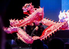 Dragon Dance. Photo: K. Rosenberg