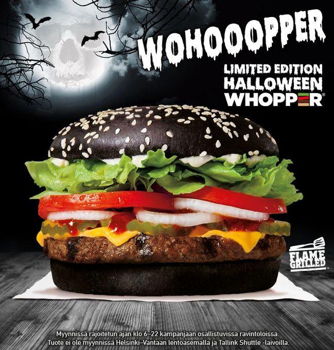Burger King Ravintolat