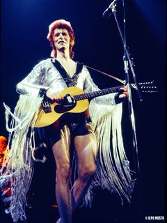 David Bowie, copyright Ilpo Musto