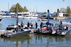 "The two-day event, held on 16 and 17 May 2019, proved a success. At the event, dubbed ""Suomiveneilee.fi Lauttasaaressa"" (""Finland goes boating at Lauttasaari""), there were as many as 43 different boats available for use. During the two days, more than 500 test runs were carried out, with almost 1,200 people participating."