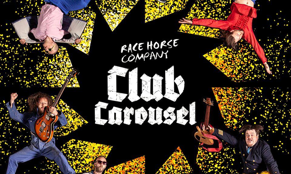 nykysirkusklubilla tarjolla on vauhtia, hurjaa akrobatiaa ja kaaoksen...