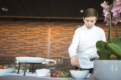Otto Leskinen, Junior MasterChef