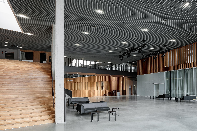 Aalto-yliopiston uudisrakennus Väre aukeaa yleisölle syyskuussa | Aalto-yliopisto