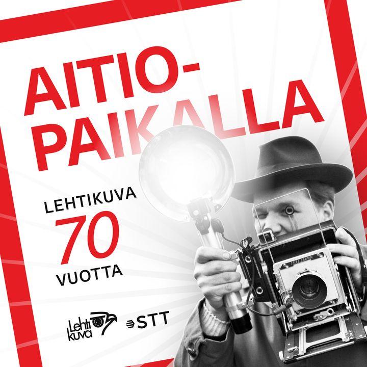 Lehtikuva / Kauko Kivi, kuvankäsittely Intro Design / Pia Pirhonen