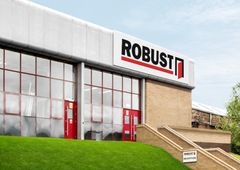 Strategic takeover: The Swedish steel hinged door manufacturer Robust AB is, with immediate effect, part of the Novoferm Group.