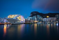 Sunborn Gibraltar is a five star luxury  destination in Gibraltar.