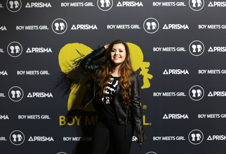 Diandra Boy meets Girl -malliston lanseeraustilaisuudessa. Kuva S-media  Lataa 9e15b4e0a0