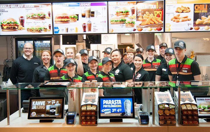 Burger King Käpylä