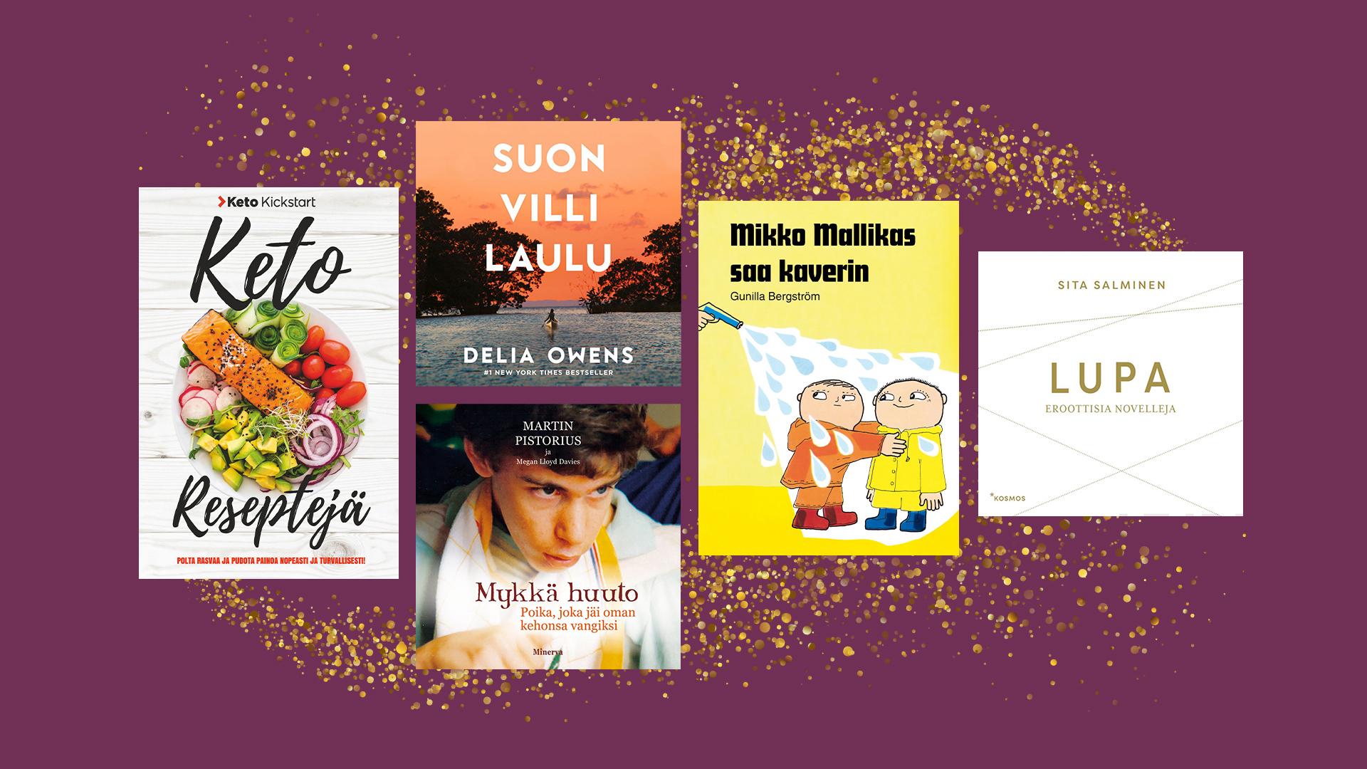 Nextory E-book Awards 2021: Sita Salminen vei voiton parhaasta aikuisten  kirjasta | Nextory
