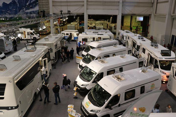 Caravan 2020 Kuva: Messukeskus