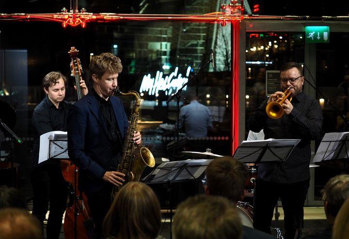 UMO Helsinki Ensemble. Kuva: Olli Nurmi
