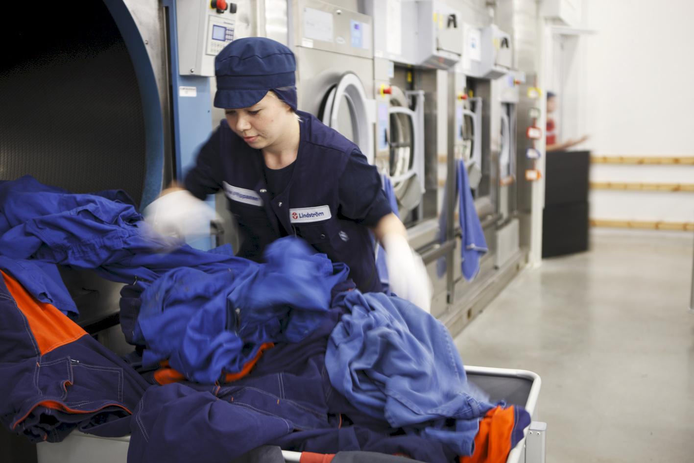 Työvaatteiden Pesu Kotona