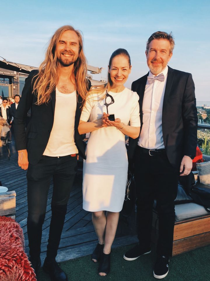 Voitto heltisi Energy and Natural Resources –kategoriassa, jonka lisäksi kampanja keräsi kaksi kunniamainintaa kategorioissa Best Earned Media with Influencers and Communities ja Best Meme/Viral Campaign.