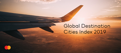 Mastercard Global Destination Cities Index 2019