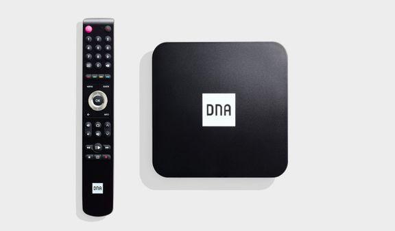 DNA TV-hubi ja kaukosäädin.jpg