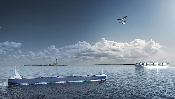 The Finnish Shipowners' Association (FSA) has started an intensive cooperation with the international One Sea Ecosystem, striving to enable commercial autonomous maritime traffic. Picture: Rolls-Royce.