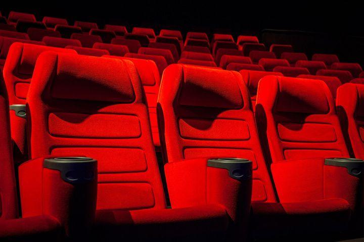 Finnkino Omenan elokuvateatteri Espoossa.